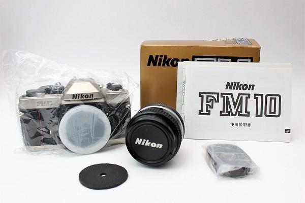 ニコンカメラ・FM10
