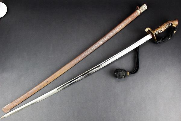 旧日本軍指揮刀