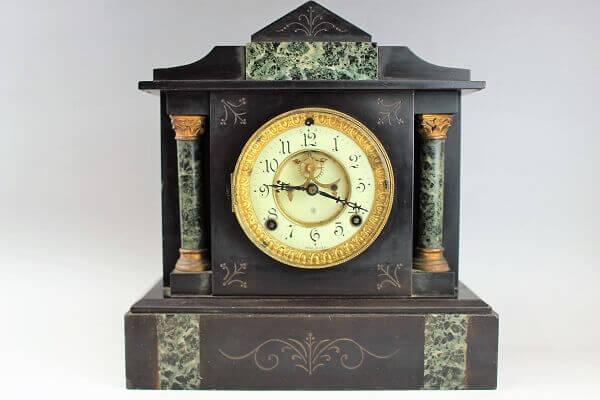 アンソニア製 アンティーク置時計